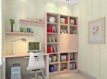 Wall Lamp Bedroom Walls Bookcase Bookshelves