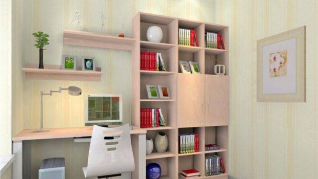 Wall Lamp Bedroom Walls Bookcase Bookshelves