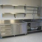 Wall Mount Shelves Gauge Stainless Can Either