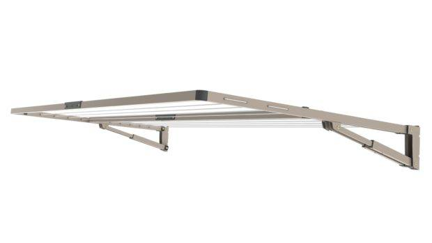 Wall Mounted Drying Rack Urban Clotheslines