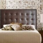 Wall Mounted King Extra Tall Headboard Upholstered