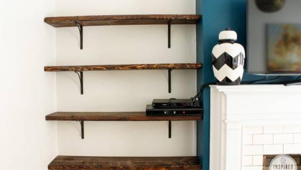 Wall Mounted Shelves Books