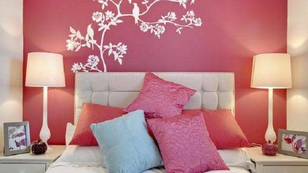 Wall Paintings Teenage Girls Room