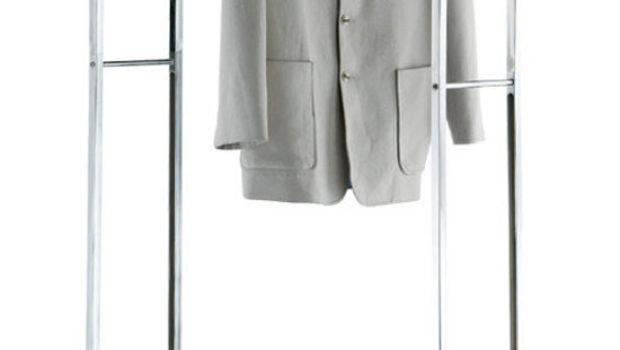 Wardrobe Racks Inspiring Foldable Garment Rack