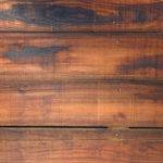 Waterproof Shine Cherry Gray Stairs Distressed Looks Like Wood