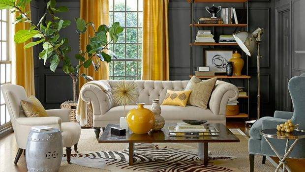 Way Brighten Room Yellow Curtains