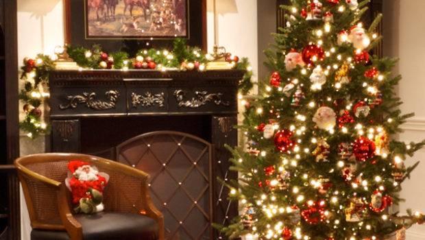 Wescott Baur Interior Design Christmas Tree Decoration