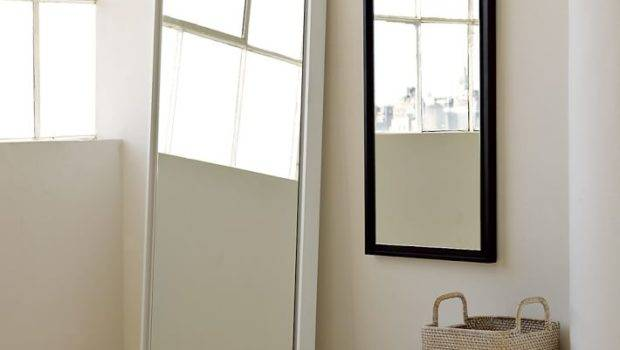 West Elm Inspired Diy Floating Mirror Home Made Carmona