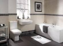 White Bathroom Ideas Black Bathrooms Designs Small Space