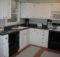 White Cabinets Black Counters Kitchens Dining Rooms Pinterest