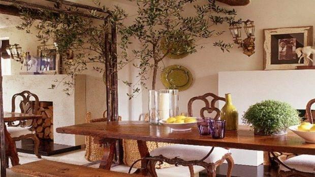White Christmas Tree Decorating Ideas Mediterranean Style