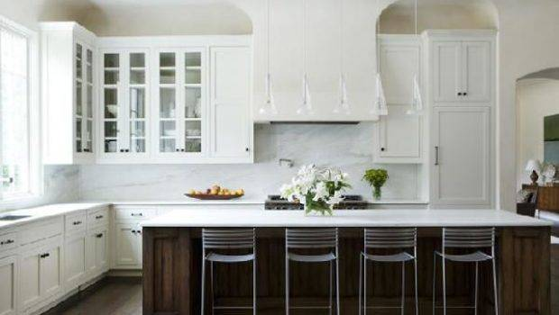 White Country Kitchens Decoration Ideas Diy Home Decor