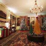White House Christmas Decorations Show