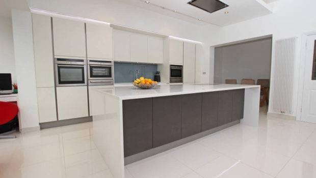 White Kitchen Floor Tiles Morespoons