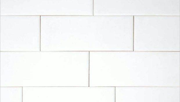 White Subway Tile Patterns