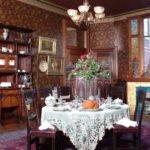 White Victorian Design Ideas Houses Interior