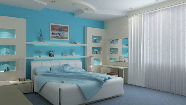 Why Light Blue Bedroom Decorating Ideas