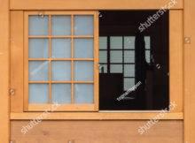 Window Japanese Style Shutterstock