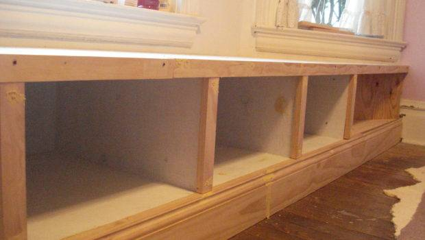 Window Seat Built Yourself Home Projects Ana White