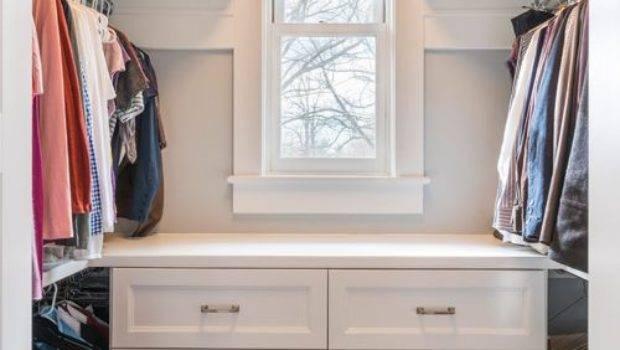 Windows Master Closet Home Design Ideas