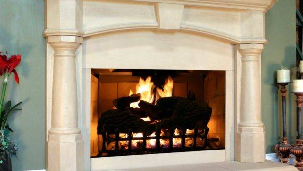 Wonderful Fireplace Mantel Design Decoration Homesfeed
