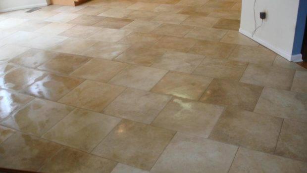 Wonderful Kitchen Tile Flooring Porcelain Floor New