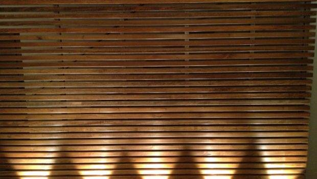 Wood Feature Wall Home Style Pinterest