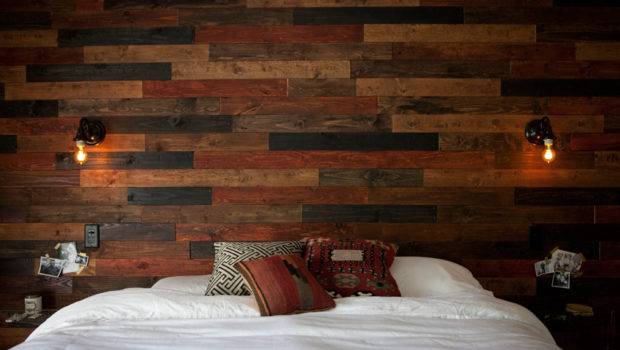 Wood Plank Wall Diy
