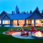 Wood Stone House Todsen Design