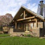 Wood Stone House