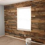 Wood Wall Accent Tutorial