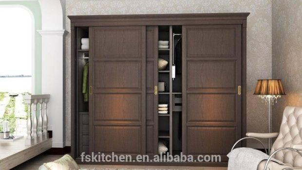 Wooden Almirah Designs Bedroom China