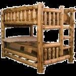 Wooden Bunk Beds Choose Log Bed Adds