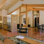 Wooden House Interior Inspirations One Total Photos Modern Space