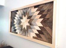 Wooden Wall Art Decor Ideas Home Interior Design