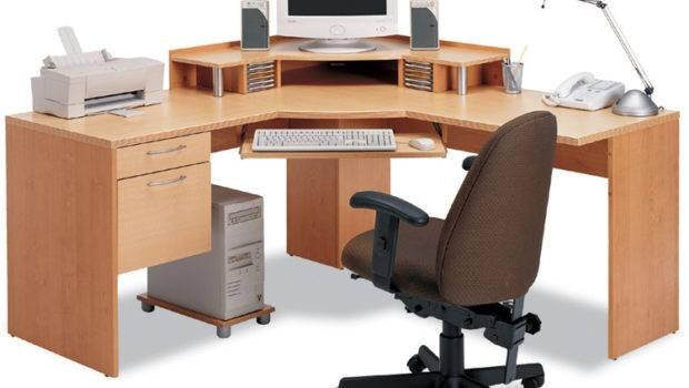 Work Computer Corner Desk Cool Desks Digital