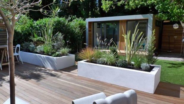 Work Study Entertain Modern Garden All