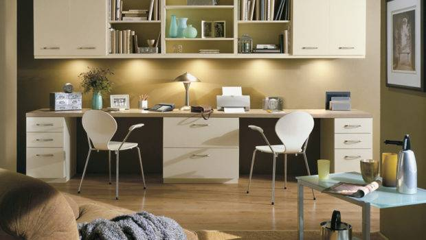 Workspace Class Act Executive Home Office Work Two