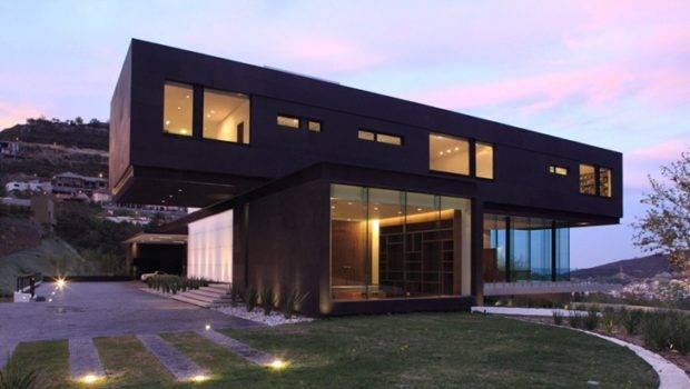 World Architecture Modern Contemporary House Mexico