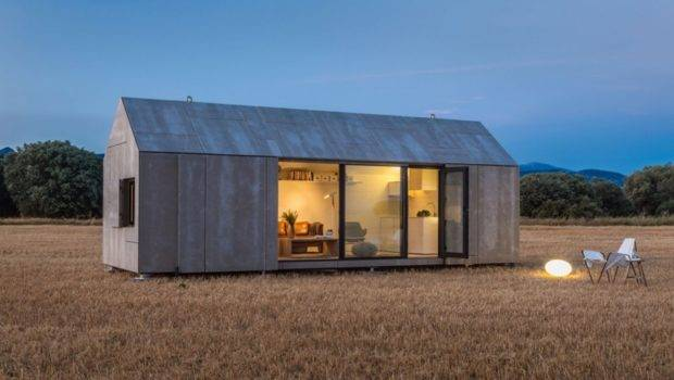 World Architecture Portable Home Small House Living