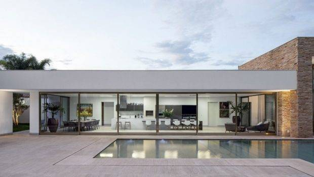 World Architecture Simple Modern House Casa