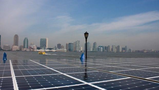 World Largest Solar Boat Photos Business Insider