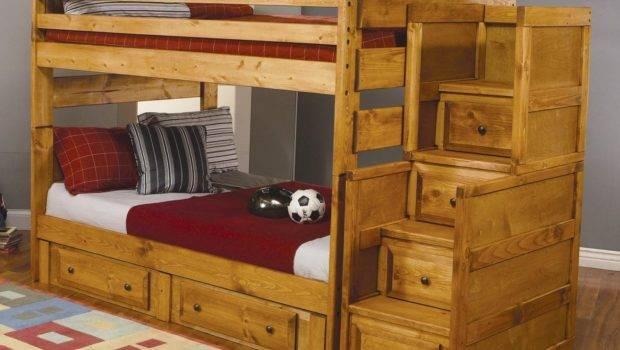 Wrangle Hill Storage Bunk Bed Coaster Mypriceforyou