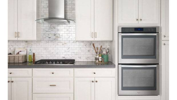 Wvw Whirlpool Concave Glass Wall Mount Range