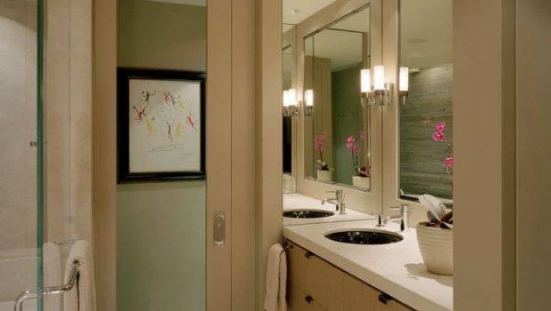 Your Best Options Choosing Bathroom Door Type