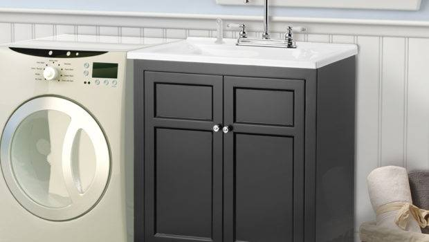 Your Guide Laundry Room Sinks More Functionality