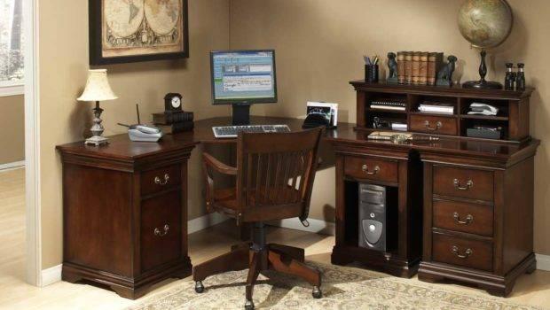 Your House Corner Dijon Home Office Elegant Wooden Furniture