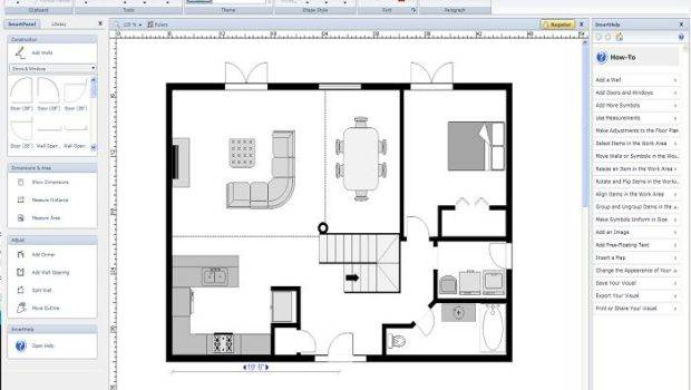 Your Own Salon Floor Plan Design Home