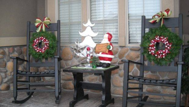 Yourself Duo Front Porch Decor Continued
