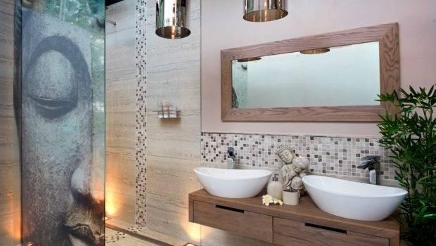 Zen Bath Cor Design Pinterest